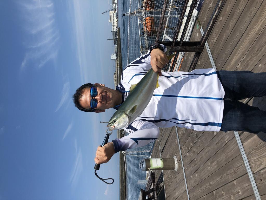 城ヶ島 J's海釣り堀