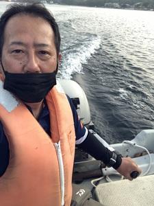 芦ノ湖 ワカサギ釣り